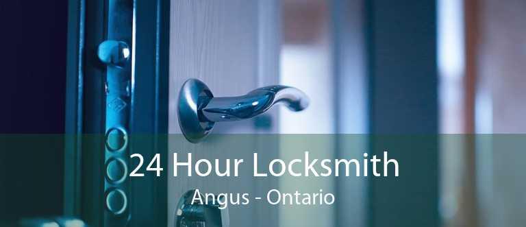 24 Hour Locksmith Angus - Ontario