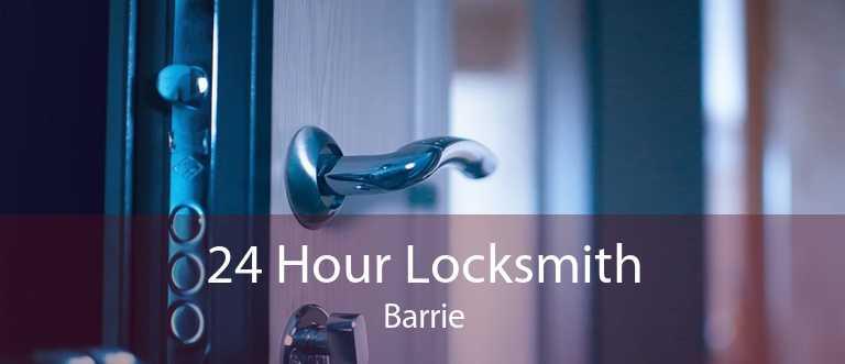 24 Hour Locksmith Barrie