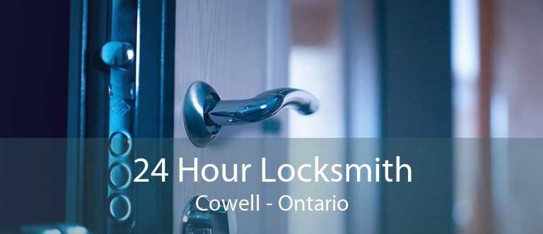 24 Hour Locksmith Cowell - Ontario