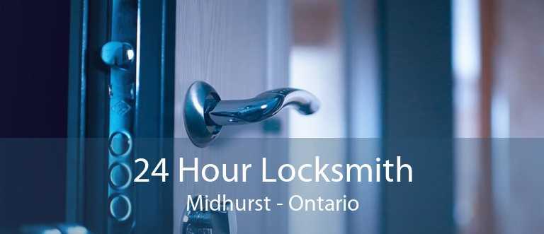24 Hour Locksmith Midhurst - Ontario