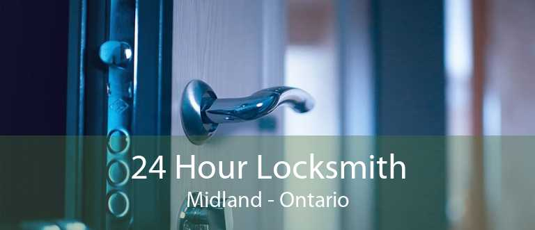 24 Hour Locksmith Midland - Ontario
