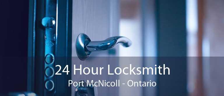 24 Hour Locksmith Port McNicoll - Ontario