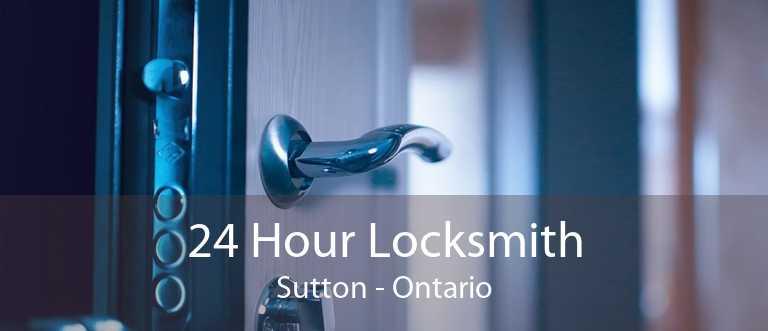 24 Hour Locksmith Sutton - Ontario