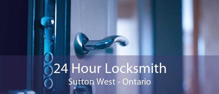 24 Hour Locksmith Sutton West - Ontario