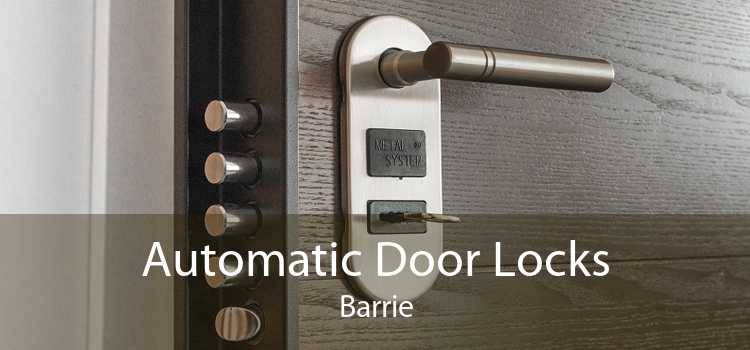 Automatic Door Locks Barrie