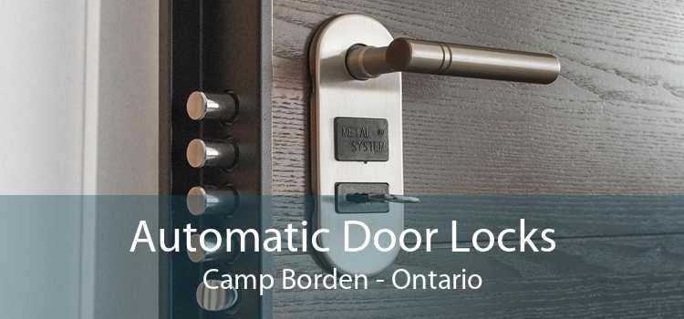 Automatic Door Locks Camp Borden - Ontario
