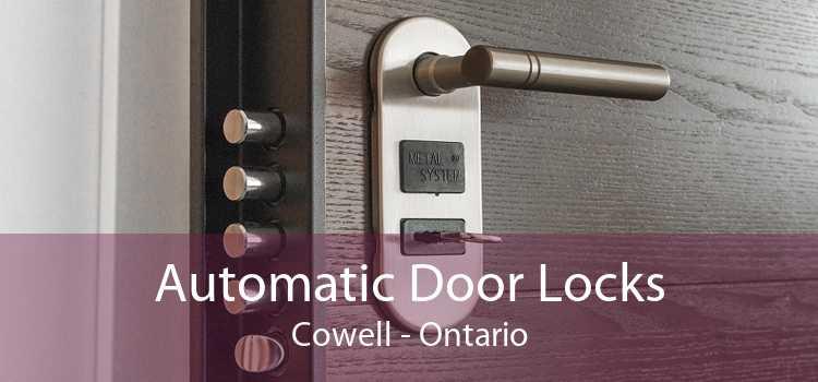 Automatic Door Locks Cowell - Ontario