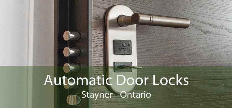 Automatic Door Locks Stayner - Ontario