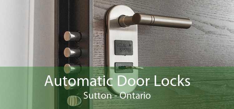 Automatic Door Locks Sutton - Ontario