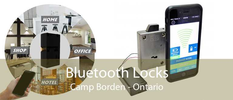 Bluetooth Locks Camp Borden - Ontario