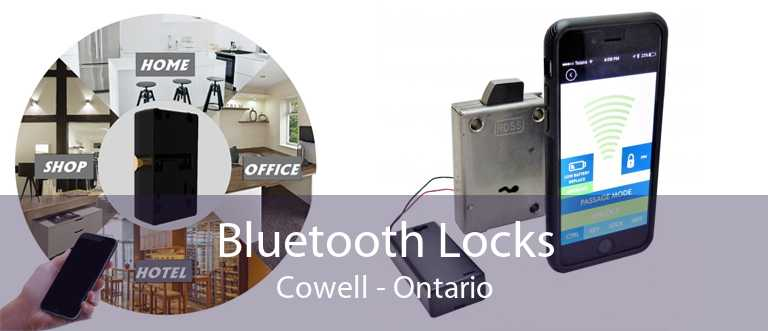 Bluetooth Locks Cowell - Ontario