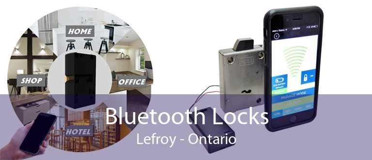 Bluetooth Locks Lefroy - Ontario