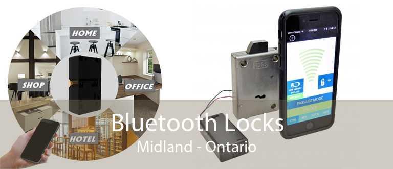 Bluetooth Locks Midland - Ontario
