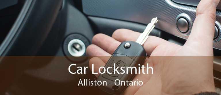 Car Locksmith Alliston - Ontario