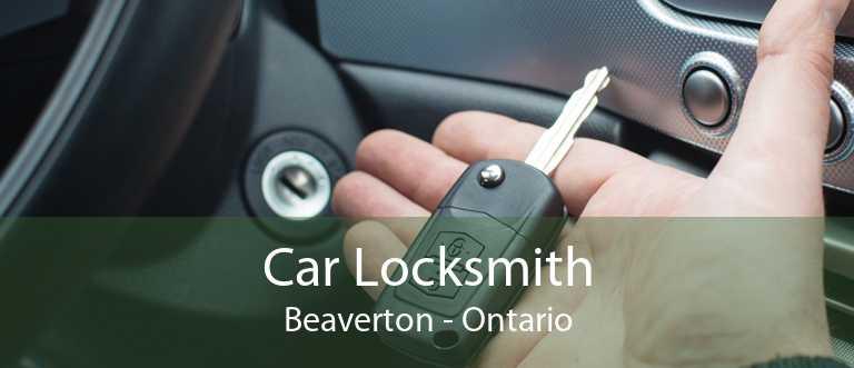 Car Locksmith Beaverton - Ontario