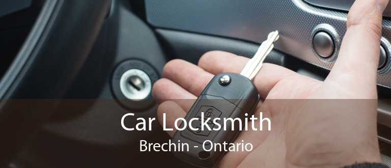 Car Locksmith Brechin - Ontario