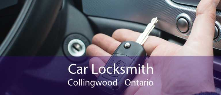Car Locksmith Collingwood - Ontario