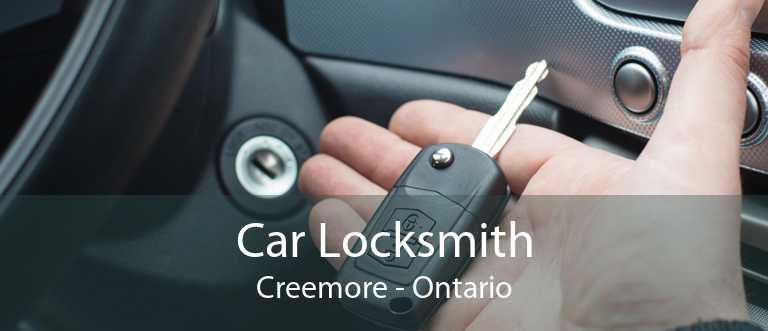 Car Locksmith Creemore - Ontario