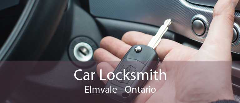 Car Locksmith Elmvale - Ontario