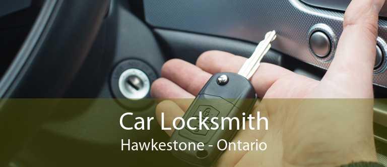 Car Locksmith Hawkestone - Ontario