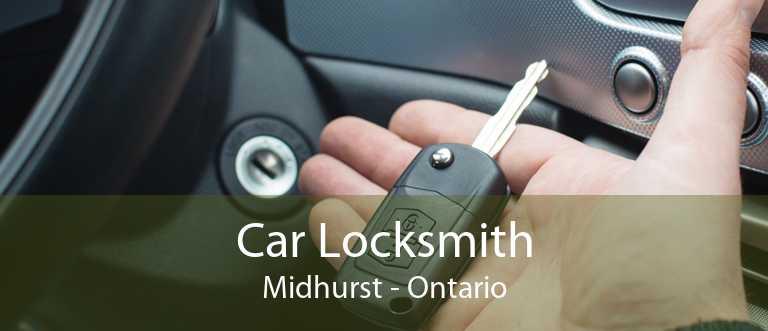 Car Locksmith Midhurst - Ontario