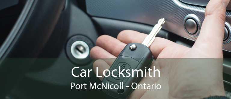 Car Locksmith Port McNicoll - Ontario