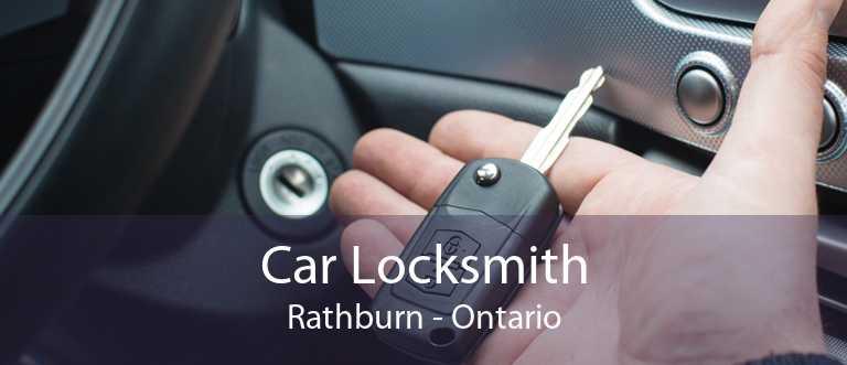 Car Locksmith Rathburn - Ontario