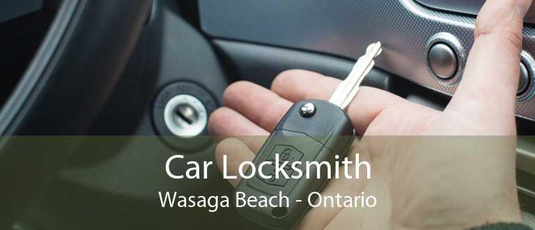 Car Locksmith Wasaga Beach - Ontario