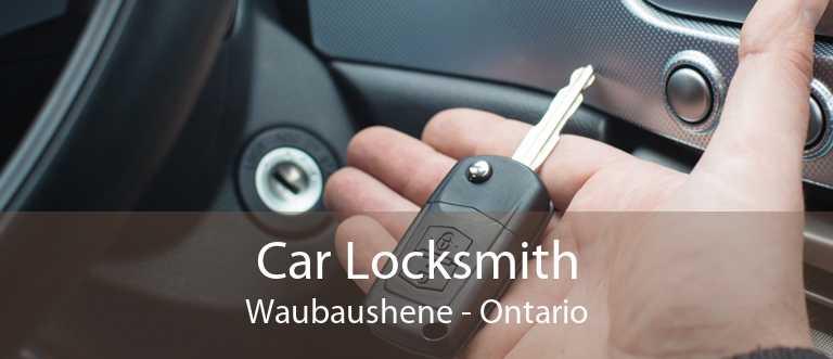 Car Locksmith Waubaushene - Ontario