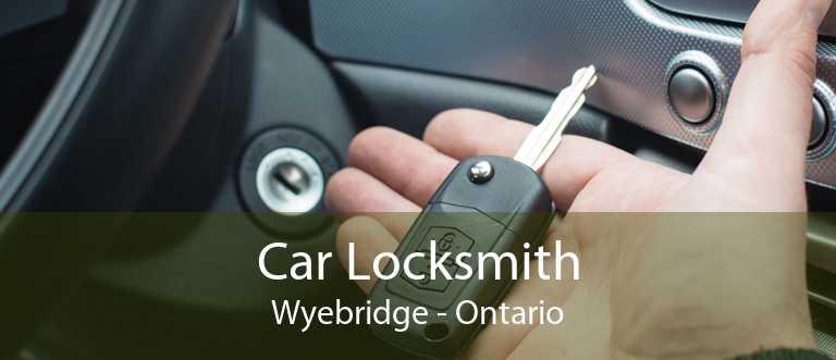 Car Locksmith Wyebridge - Ontario