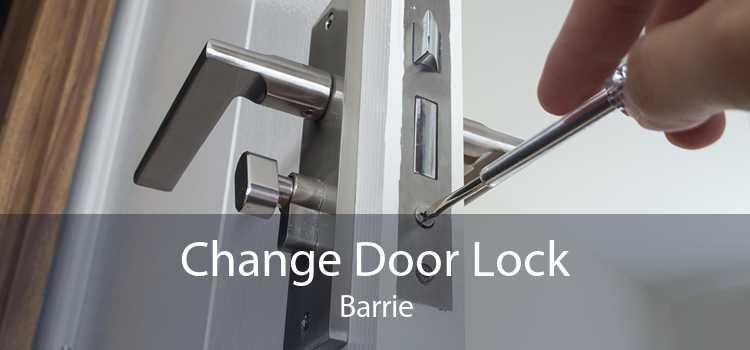 Change Door Lock Barrie
