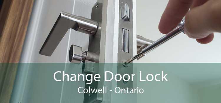Change Door Lock Colwell - Ontario