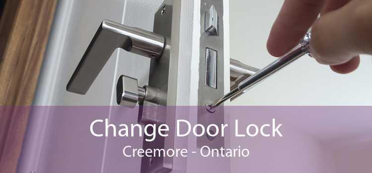 Change Door Lock Creemore - Ontario