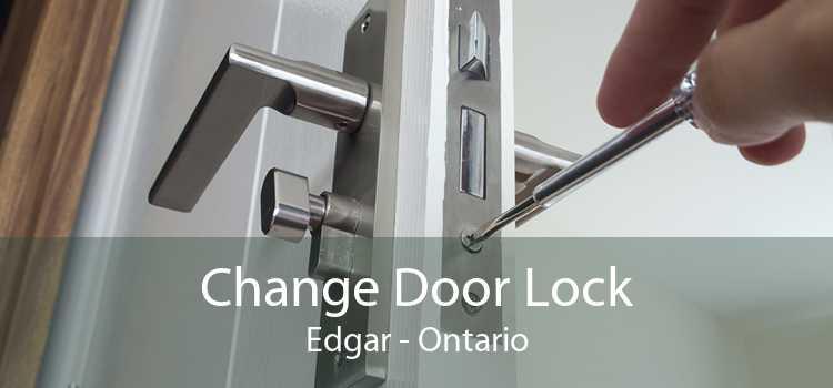 Change Door Lock Edgar - Ontario