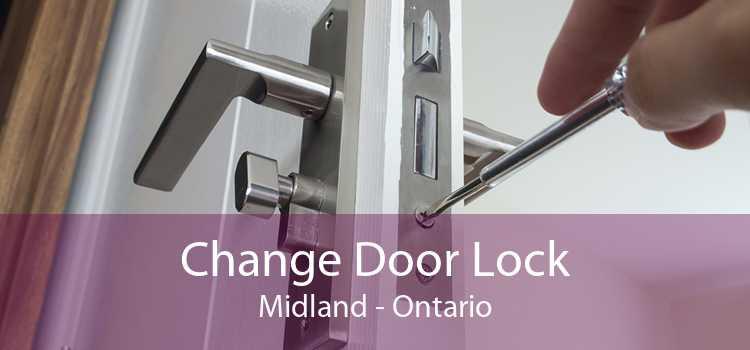 Change Door Lock Midland - Ontario