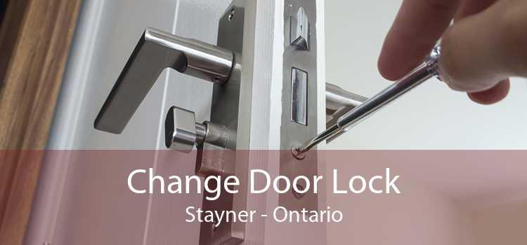 Change Door Lock Stayner - Ontario