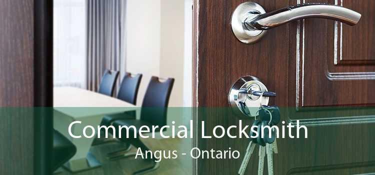 Commercial Locksmith Angus - Ontario