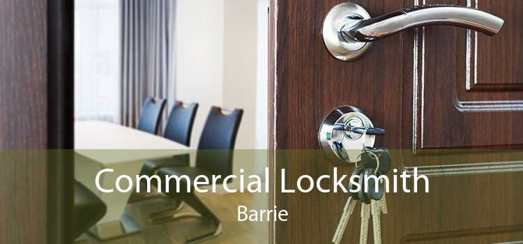 Commercial Locksmith Barrie