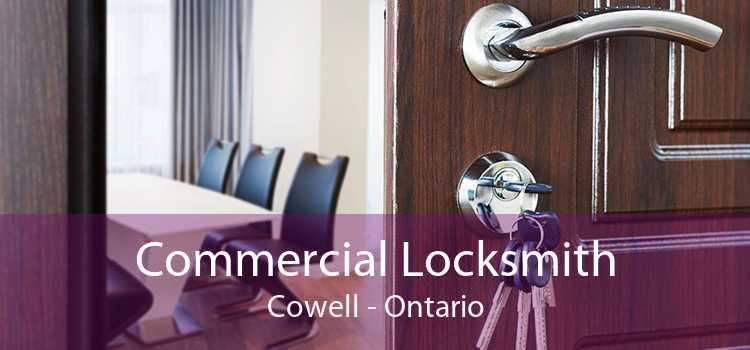 Commercial Locksmith Cowell - Ontario