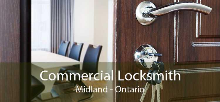 Commercial Locksmith Midland - Ontario
