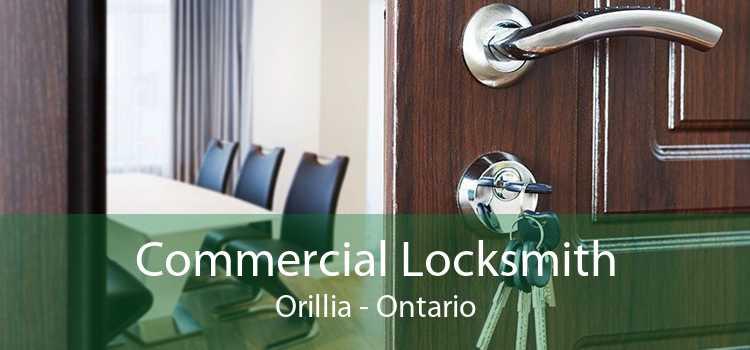 Commercial Locksmith Orillia - Ontario