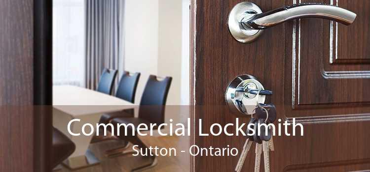 Commercial Locksmith Sutton - Ontario