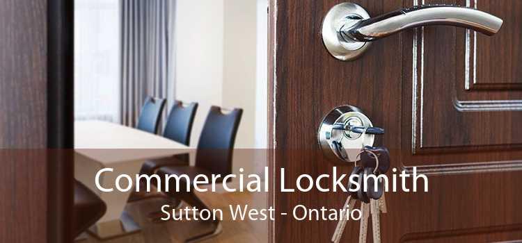 Commercial Locksmith Sutton West - Ontario