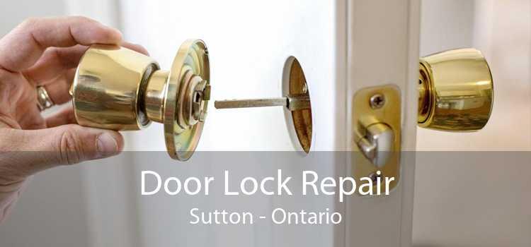 Door Lock Repair Sutton - Ontario