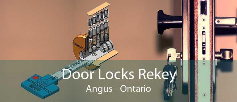 Door Locks Rekey Angus - Ontario