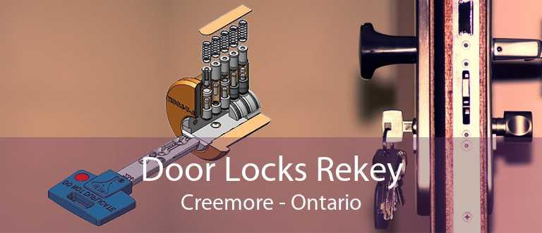 Door Locks Rekey Creemore - Ontario