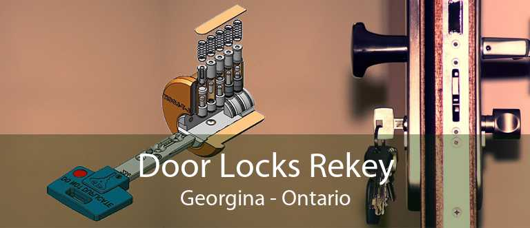 Door Locks Rekey Georgina - Ontario
