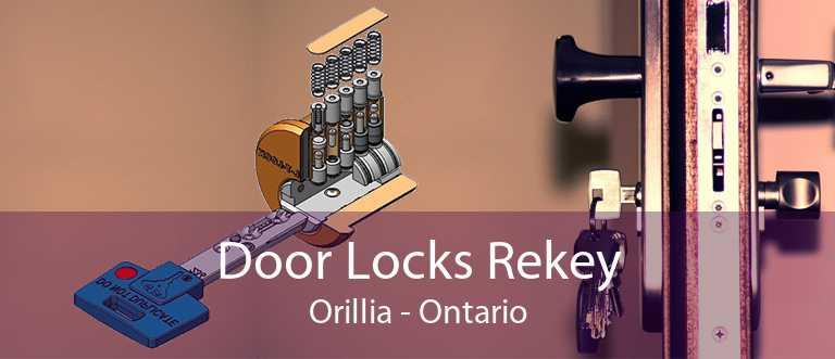 Door Locks Rekey Orillia - Ontario