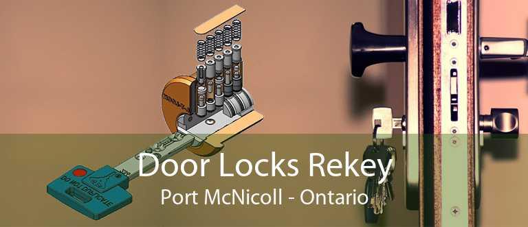 Door Locks Rekey Port McNicoll - Ontario