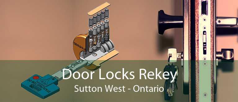 Door Locks Rekey Sutton West - Ontario